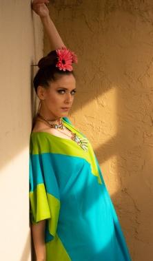 KR-HeidiHouston-Green-Blue-Caftan-Lean-1500x2550